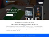Mobile App Development Company Jaipur | Mobile App Developers in Jaipur
