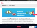 Zoho Books Integration with QuickBooks Online