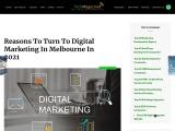 Reasons To Turn To Digital Marketing In Melbourne In 2021