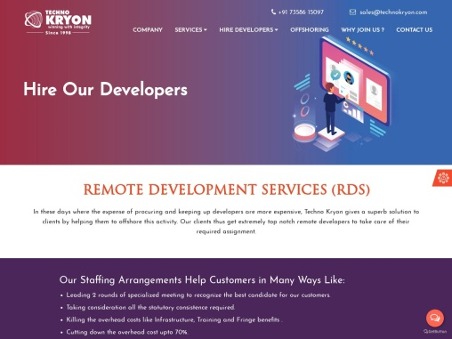 ecommerce website developers in bangalore
