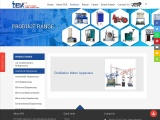 Distillation Water Apparatus Manufacturer and suppliers in India