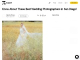 Know About These Best Wedding Photographers in San Diego!