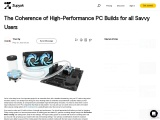 The Coherence of High-Performance PC Builds for all Savvy Users