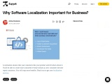 Why Software Localization Important for Business?