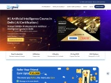 Best Artificial intelligence Course in Delhi, India