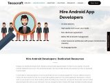 Top Hire Android App Developers In India