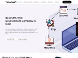 Website development company in Surat Gujarat   Tecocraft Infusion Pvt Ltd