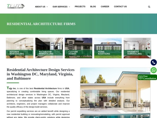 Residential Structural Engineer Maryland