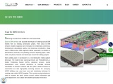 Accurate scan to BIM process for capturing real-world information