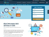 Top SEO company in USA | Affordable SEO services Company
