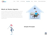 Work at Home Agents | Cloud Contact Center Solution | Telerain