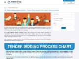 Online Tender Bidding Support