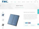 2 Gang Wifi Switch—tenderelectric