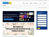Best IBDP Math AI SL HL Formulas Download for free