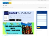 Information about Salaries for graduates of top SAT colleges