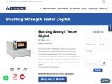 Bursting Strength Tester Digital in Delhi NCR