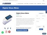 Best Digital Gloss Meter at Best Price