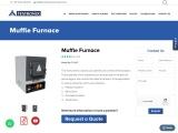 Best Muffle Furnace Manufacturers in India