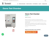 Best Ozone Test Chamber Tester in Delhi NCR, India