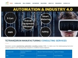 Tetrahedron Manufacturing Consulting Services