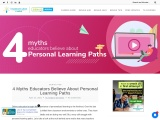 4 Myths about Personal Learning Paths