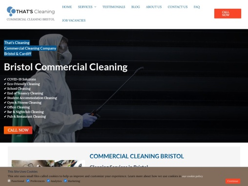 Bristol Commercial and Office cleaning Bristol