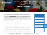 Office Cleaning in Granville, Sydney, Australia – Hire Office Cleaners