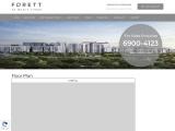 Forett floor plan Forett Bukit Timah