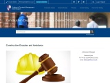 Construction Disputes   College of Contract Management