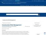 Risk Management Qualifications