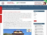 Chardham Yatra package from Haridwar