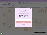 Silver retro – The Colourful Aura – Shop online today – Retro jewellery