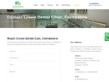 Dental Care Services in Coimbatore