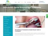 Orthodontic Treatments in Coimbatore