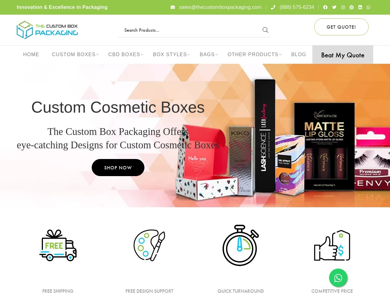 Candy Boxes – Custom Candy Boxes – Printed Candy Box Wholesale | The Custom Box Packaging