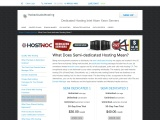 What Does Semi-dedicated Hosting Mean?