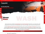 Who provides the top-class steam car wash services in Mumbai?