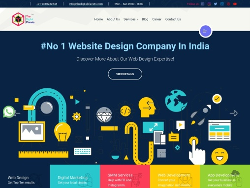 Best Web Designing Company in Noida