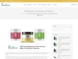 CBD Food Supplements: Take Care your Body in a Way that it Deserves