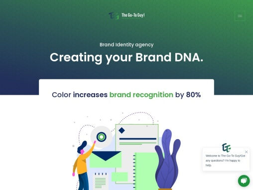 Brand Identity Agency in Hyderabad, India – The Go-To Guy!