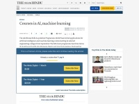 https://www.thehindu.com/todays-paper/tp-national/tp-kerala/courses-in-ai-machine-learning/article24649438.ece