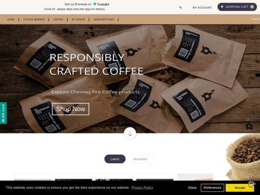 TheHotSip brings you exclusive coffees, teas, and hot drinks premium brands