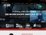 Best film acting school in India, It is in Mumbai and Delhi location.