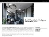 Best Office Interior Designers in India | Interia