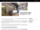 Commercial Interior Designers in India – Interia