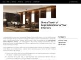 Sophisticated Interior Designers in Gurgaon – Interia
