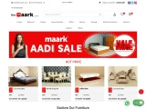 FABRIC SOFA SETS | the maark trendz