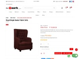 royal-single-seater-fabric-sofa   the maark trendz