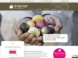 The Maca Team screenshot