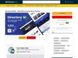 DirectoryPRO WordPress Theme – Best WordPress Directory Theme